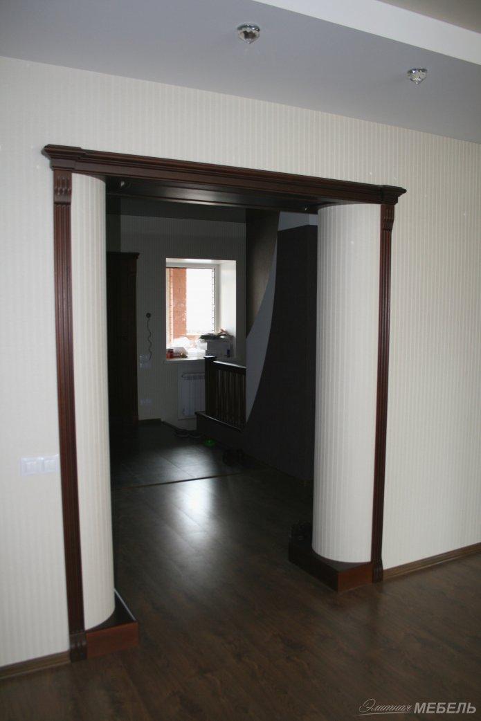 Изготовление дверных проемов, арок...